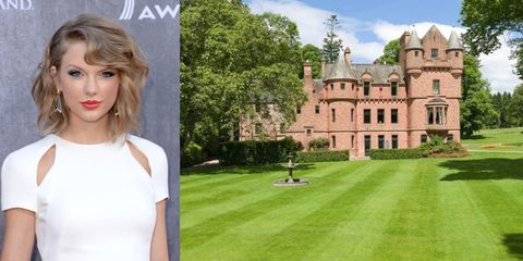 Taylor Swift May Soon Be The Owner Of Her Own Scottish Castle