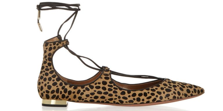 Charting: 10 Leopard Shoes to Complete Any Look