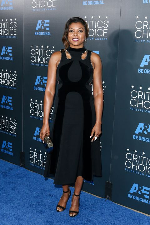 <p>in Alexander Wang at the Critics' Choice Awards</p>