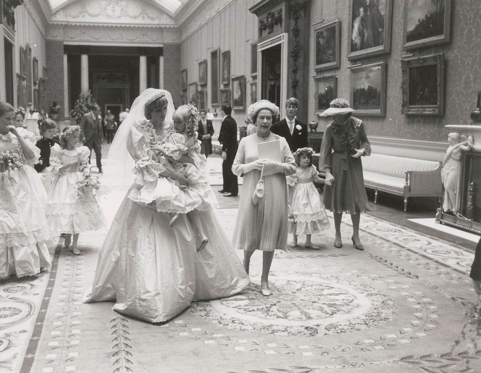 Princess Diana And Prince Charles Unseen Wedding Photos Rare From