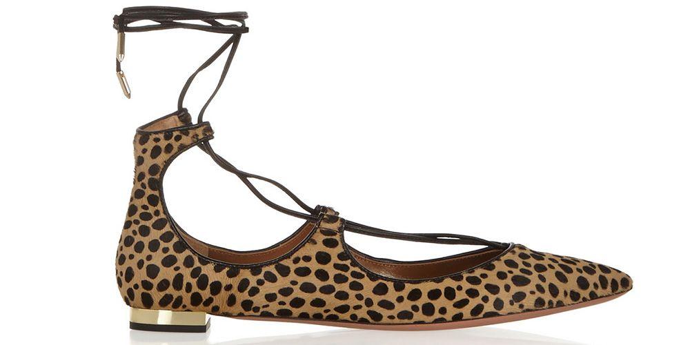 best leopard print flats