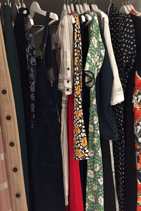 "<p>My wilderness wardrobe consist of floaty Marni dresses from their '60s-inspired capsule collection, Frame Denim dungarees, Maiyet's tan cotton cropped side button trouser and favorite vintage pieces. One has to be prepared for every kind of weather and occasion at British festivals.</p><p><strong>Frame Denim</strong> jumpsuit, $550, <a href=""http://www.avenue32.com/us/blue-denim-francoise-jumpsuit-75901/"" target=""_blank"">avenue32.com</a>; <strong>Maiyet</strong> trousers, $725, <a href=""http://www.avenue32.com/us/tan-cotton-cropped-side-button-trousers-31901/"" target=""_blank"">avenue32.com</a>, <strong>Marni</strong> dress, <a href=""http://www.marni.com/us"" target=""_blank"">marni.com</a>. </p>"
