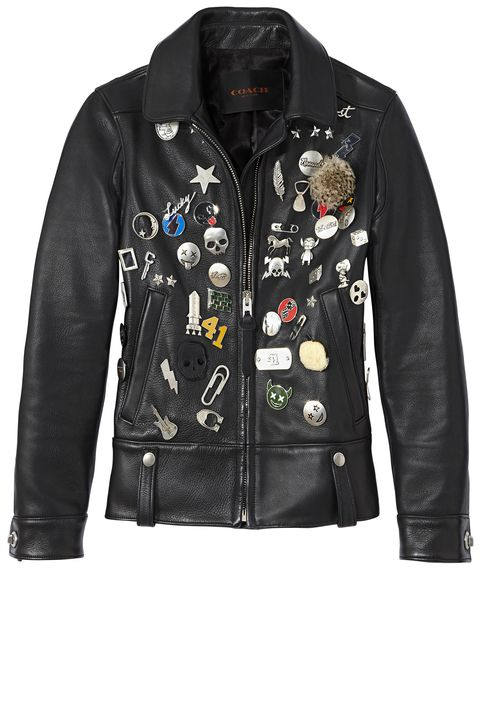 <p><strong>Coach</strong> jacket, $1,995, 212-675-6403. </p>