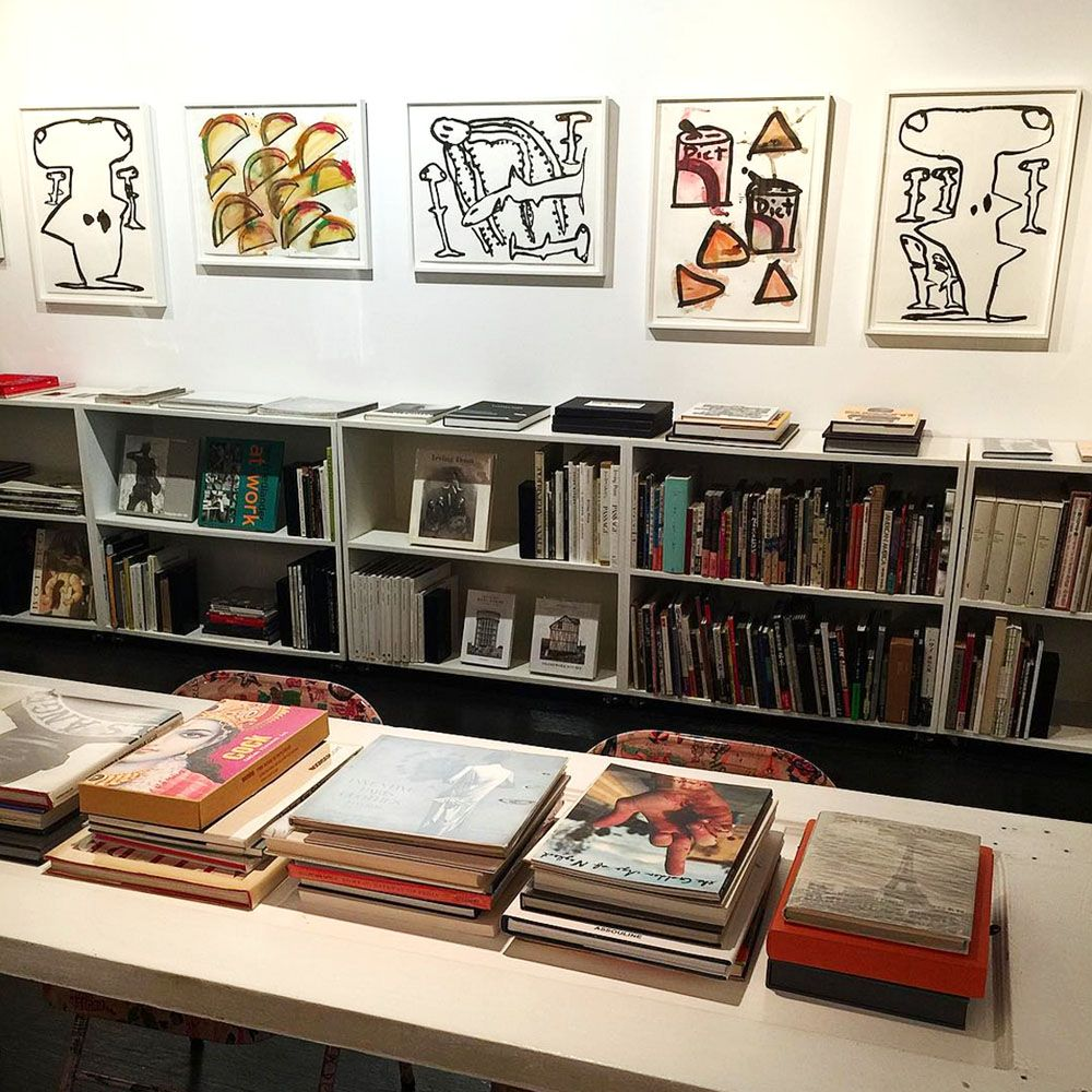 <p>Located in East Hampton, this shop always has the most amazing collection of books and fun parties, too. We are obsessed with the Japanese photographer Daido Moriyama and have amassed quite a collection of his photo books here.  A must visit!</p>