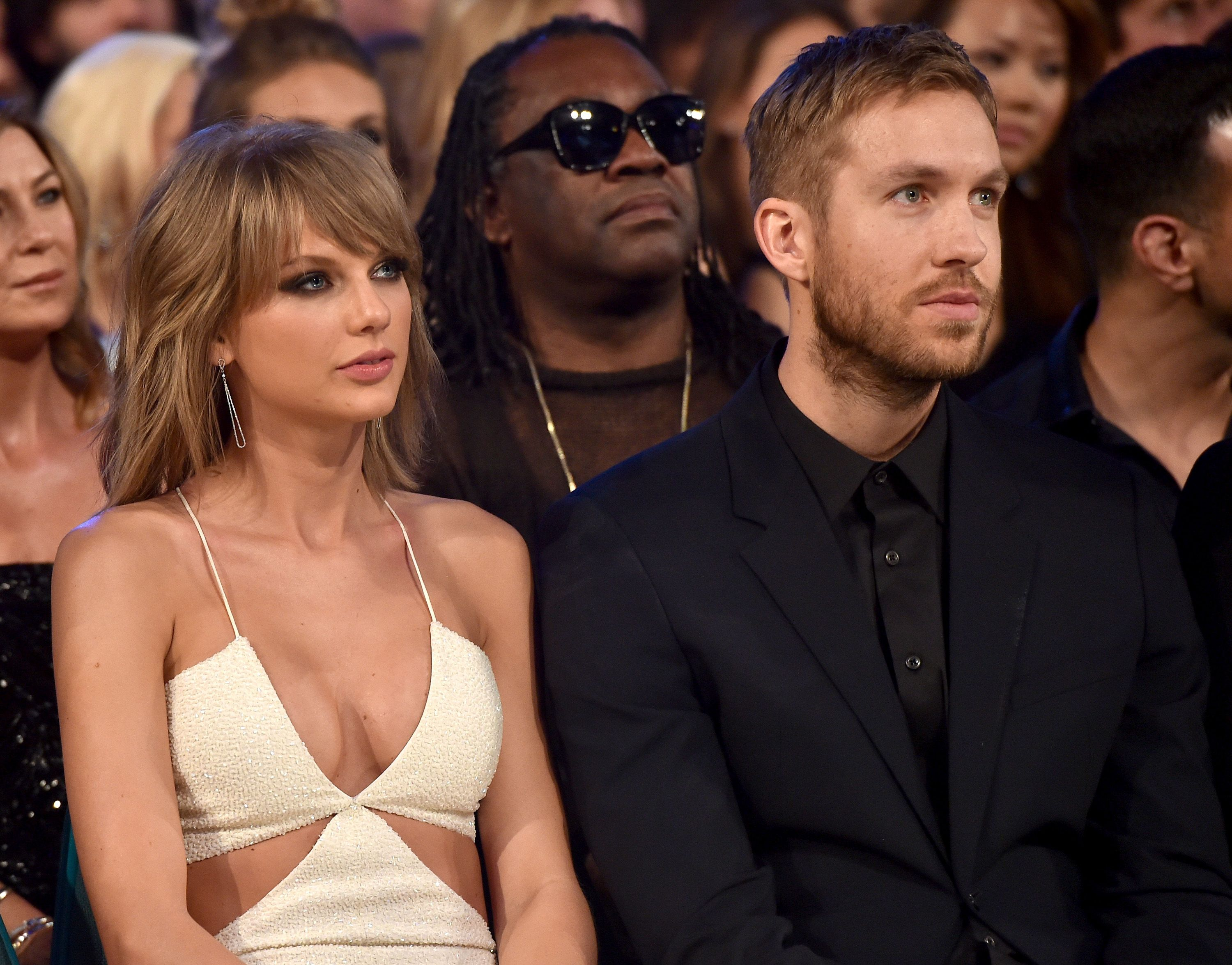 Taylor Swift And Calvin Harris To Star In Underwear Campaign