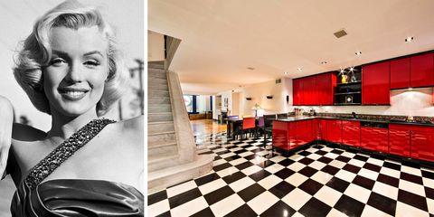 Go Inside Marilyn Monroe's Upper East Side Apartment