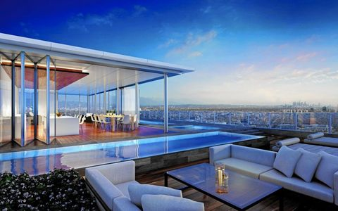 """This """"Paparazzi Proof"""" Penthouse Is Listed for a Mere $50 Million"""