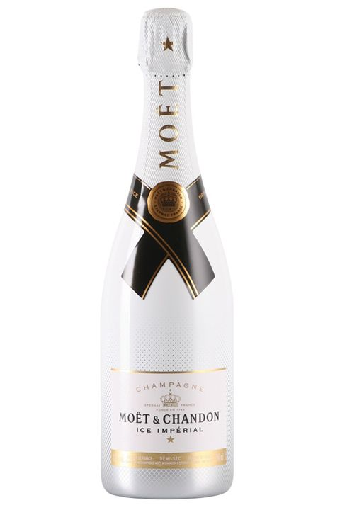 "<p><strong>The Bottle</strong>: Moët Ice Impérial </p><p><strong>The Bar</strong>: <a href=""http://www.jimmysoho.com/"" target=""_blank"">JIMMY at The James New York</a> </p><p>Where better to enjoy champagne that is specifically designed to be sipped over ice than a Manhattan rooftop on a warm fall day? This SoHo space offers a decidedly downtown feel with a touch of uptown sophistication–think indoor and outdoor seating, sleek glass railings, David Burke cuisine and pretty fantastic views. (Just be sure to bring your SPF.)</p>"