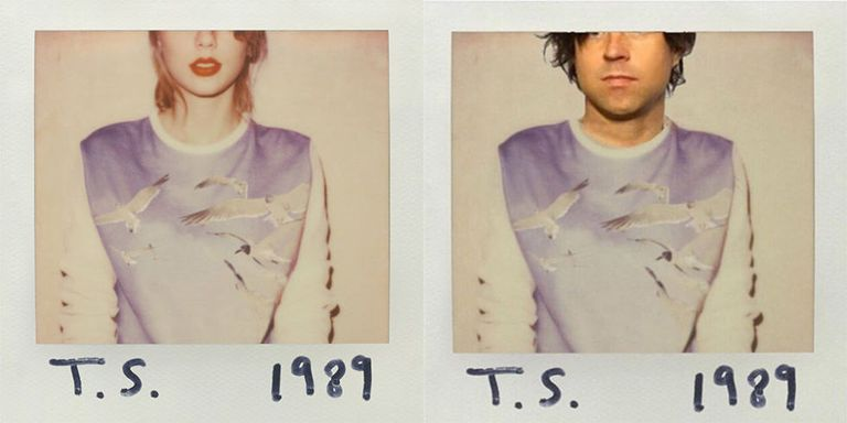 Ryan Adams Just Released His '1989' Cover Album