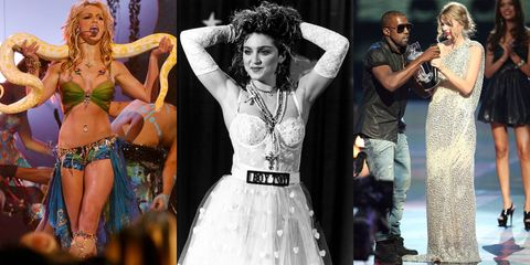 The 17 Most Memorable VMA Moments of All Time