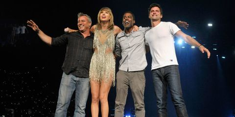 14 of Taylor Swift's Most Seemingly Random Concert Guests, Explained