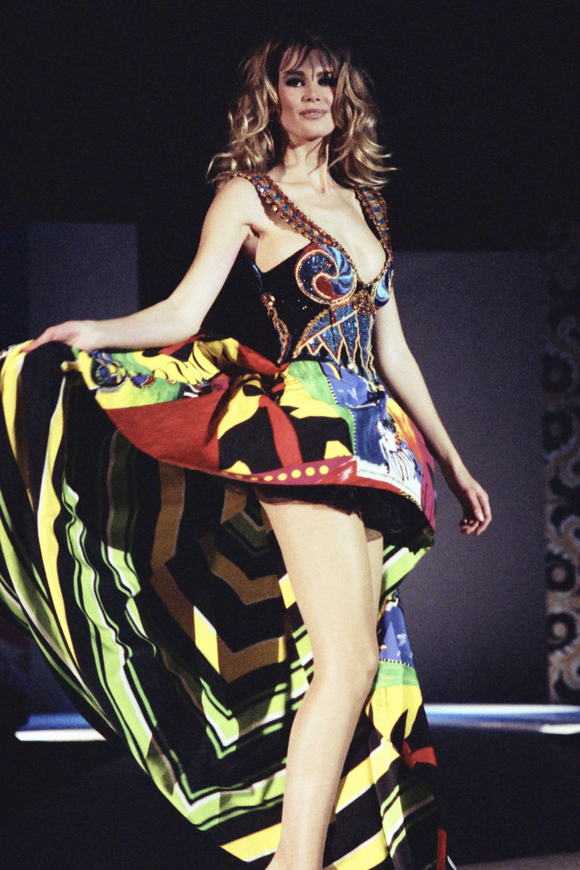 <p>Versace, 1991</p>