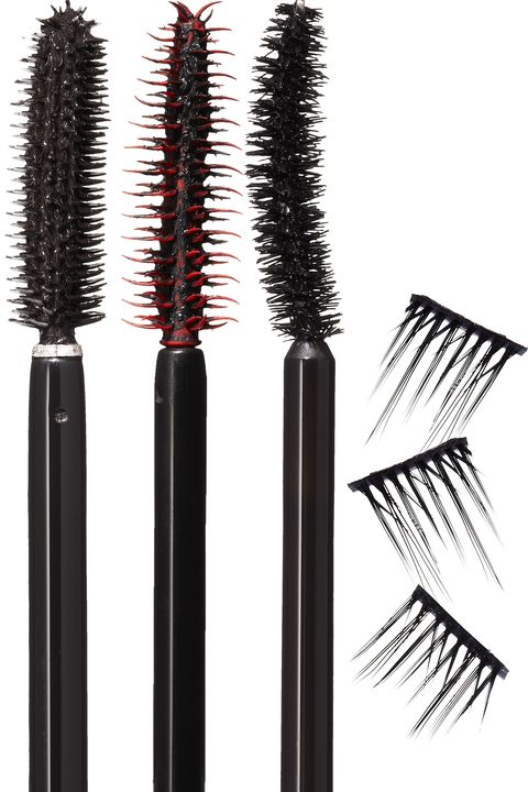 """<p>Fluttery lashes are a staple among beauty icons past and present. """"They immediately open up your eyes,"""" says Barose. For runway-ready eyes, use <a href=""""http://www.barneys.com/surratt-relev%C3%A9e-lash-curler-502978832.html"""" target=""""_blank"""">Surratt Relevée Lash Curle</a>r ($30), then """"wriggle your mascara wand into the roots of your lash lines and sweep it through the ends for feathery tips,"""" Surratt says. For extra drama, consider a cluster of falsies, but avoid heavy strips, which can overpower your lids. </p><p><em>Laura Mercier Extra Lash Sculpting Mascara in Black Onyx, $25,<a href=""""http://www.lauramercier.com/new-arrivals/extra-lash-sculpting-mascara-prod12611459.html"""" target=""""_blank"""">lauramercier.com</a>; Nars Audacious Mascara in Black Moon, $26, <a href=""""http://shop.nordstrom.com/s/nars-audacious-mascara-nordstrom-exclusive/4082479?cm_mmc=Google_Product_Ads_pla_online-_-datafeed-_-women:makeup:lash-_-1146091&gclid=CjwKEAjwpPCuBRDris2Y7piU2QsSJAD1Qv7BnCRgomMrYTxY6bKJl5bR_kPH2QYApVvn1uoZaxZnSxoCZMLw_wcB&mr:referralID=b4fdfed7-4b71-11e5-8fcd-005056946dac"""" target=""""_blank"""">nordstrom.com</a>; Shiseido Full Lash Volume Mascara in Black, $25, <a href=""""http://www.shiseido.com/full-lash-volume-mascara/9990000000120,en_US,pd.html"""" target=""""_blank"""">shieseido.com</a>; </em><em>Eyeko lashes, $22 for a set of 8, <a href=""""http://www.eyeko.com/eyeko-lash-wardrobe"""" target=""""_blank"""">eyeko.com</a>. </em><em></em></p><p><br></p>"""