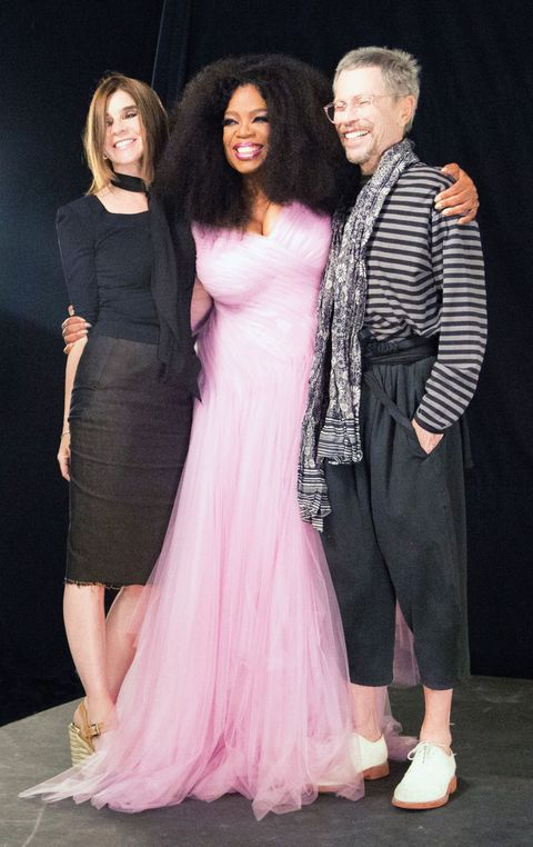 """<p><em>Harper's BAZAAR </em>and Carine Roitfeld are throwing what is slated to be <em>the </em>party of Fashion Week in honor of Roitfeld's Jean Paul Goude-lensed editorial in the September issue celebrating """"unforgettable, always in fashion icons."""" The theme is fantasy—what will the It girls do with that?</p>"""