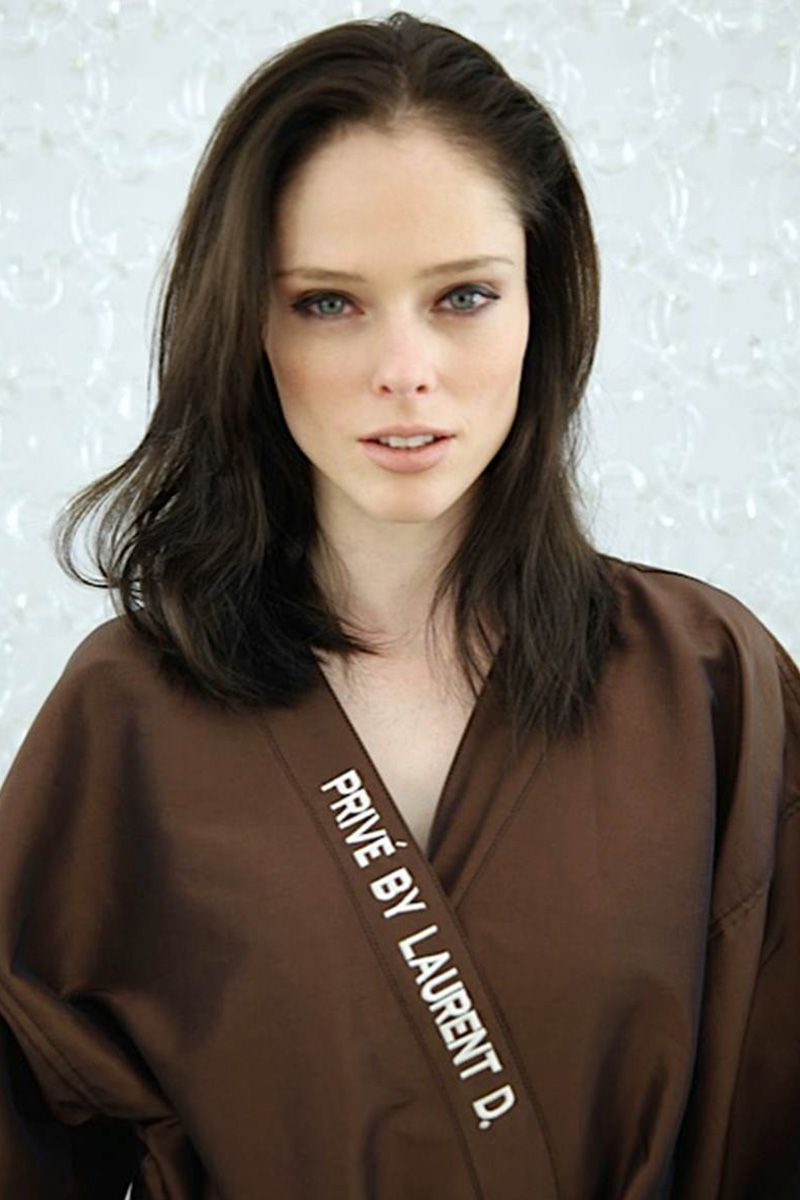 EXCLUSIVE: Coco Rocha's New Fashion Week Haircut
