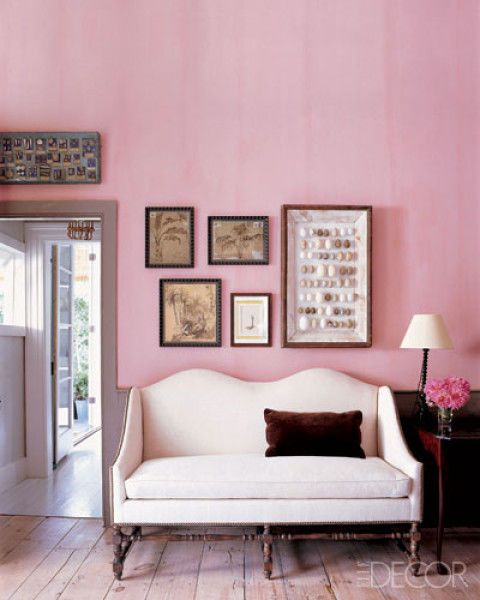 <p>You might think that you outgrew the color when you stopped playing princess, but we guarantee it will transform your interiors for the better. This fall, it's making a comeback in fashion, so why not bring it into your home as well?</p>