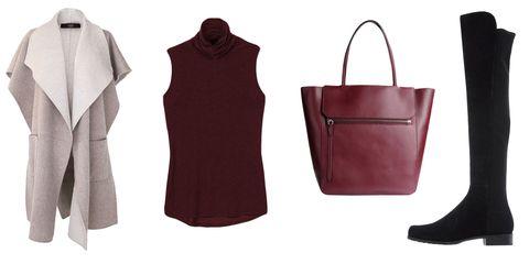 Fall Fashion Ideas: 1 Turtleneck, 5 Ways