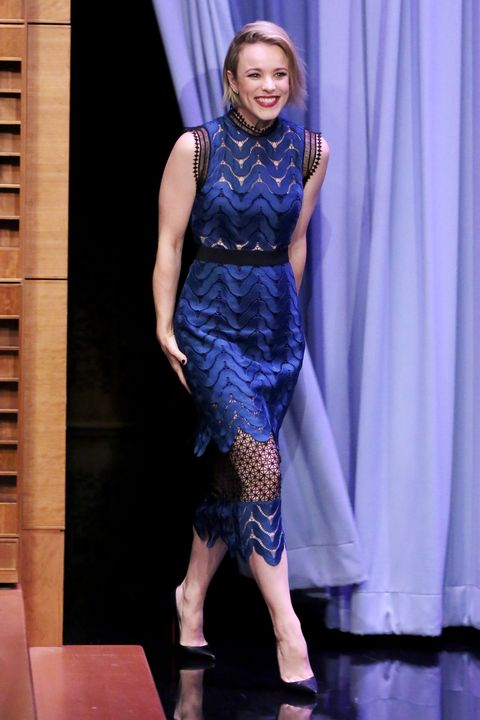 Textile, Dress, Purple, Electric blue, Fashion, Curtain, Cobalt blue, One-piece garment, Thigh, Fashion model,