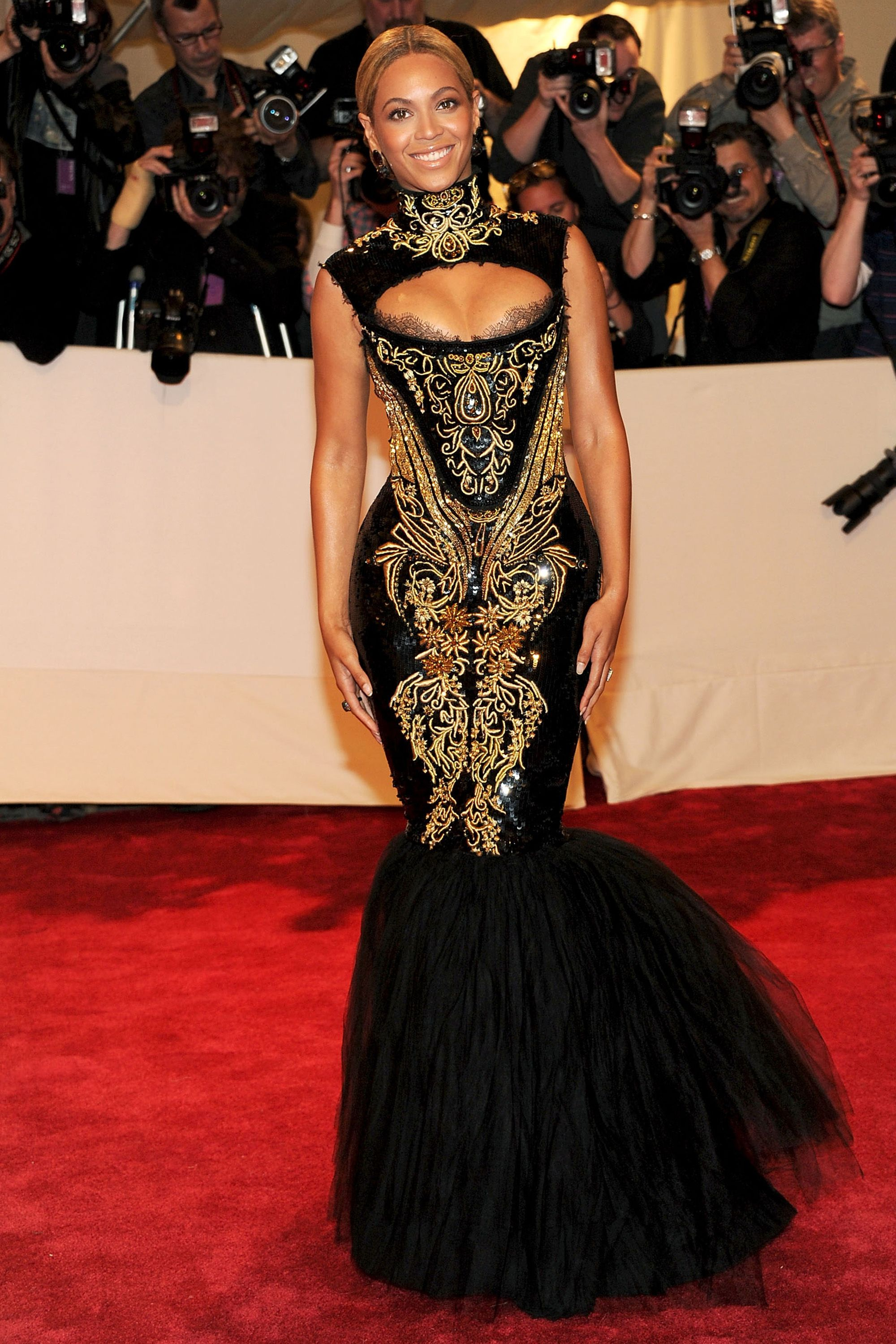Beyonce Red Carpet Looks