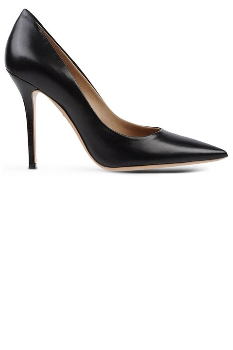 "<p><strong>Salvatore Ferragamo</strong> pumps, $570, <a href=""https://shop.harpersbazaar.com/designers/s/salvatore-ferragamo/black-pointed-leather-pump-5606.html"" target=""_blank""><strong>shopBAZAAR.com</strong></a>. </p>"
