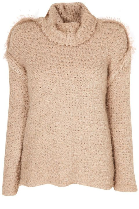 "<p><strong>Iro</strong> turtleneck, $400, <a href=""https://shop.harpersbazaar.com/designers/iro/cliff-turtle-neck-sweater/"" target=""_blank""><strong>shopBAZAAR.com</strong></a>.</p>"