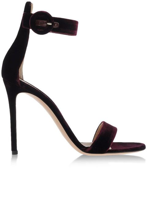 "<p>This is the perfect simple heel that every woman should own! </p><p><strong>Gianvito Rossi</strong> sandal, $790, <a href=""https://shop.harpersbazaar.com/designers/gianvito-rossi/portofino-velvet-sandal/"" target=""_blank"">shopBAZAAR.com<img src=""http://assets.hdmtools.com/images/HBZ/Shop.svg"" class=""icon shop""></a>.</p>"