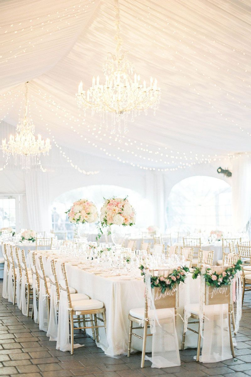 ... Wedding Decor Ideas. All white and nude proves to be a year-round  do . & all white wedding reception - Wedding Decor Ideas