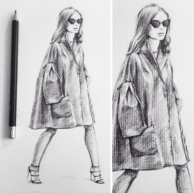 11 Best Fashion Illustrators Fashion Illustrators To Follow On Instagram