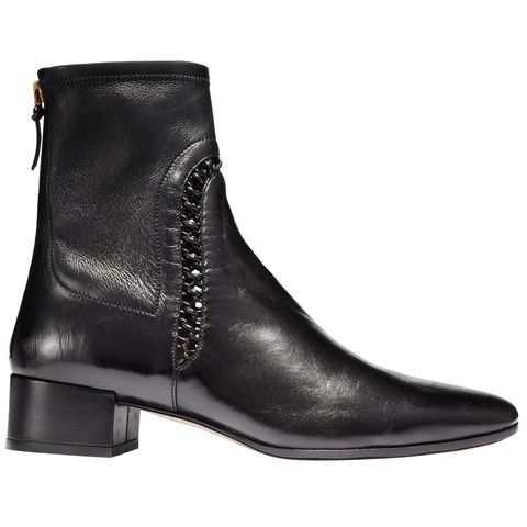<p><em>Francesco Russo boot, $1,550, Neiman Marcus, Beverly Hills, 310-550-5900.</em></p>