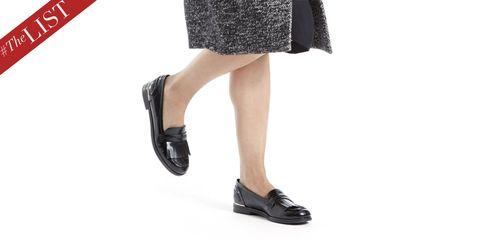 Footwear, Shoe, Human leg, Style, Fashion, Black, Foot, Sandal, Street fashion, Calf,