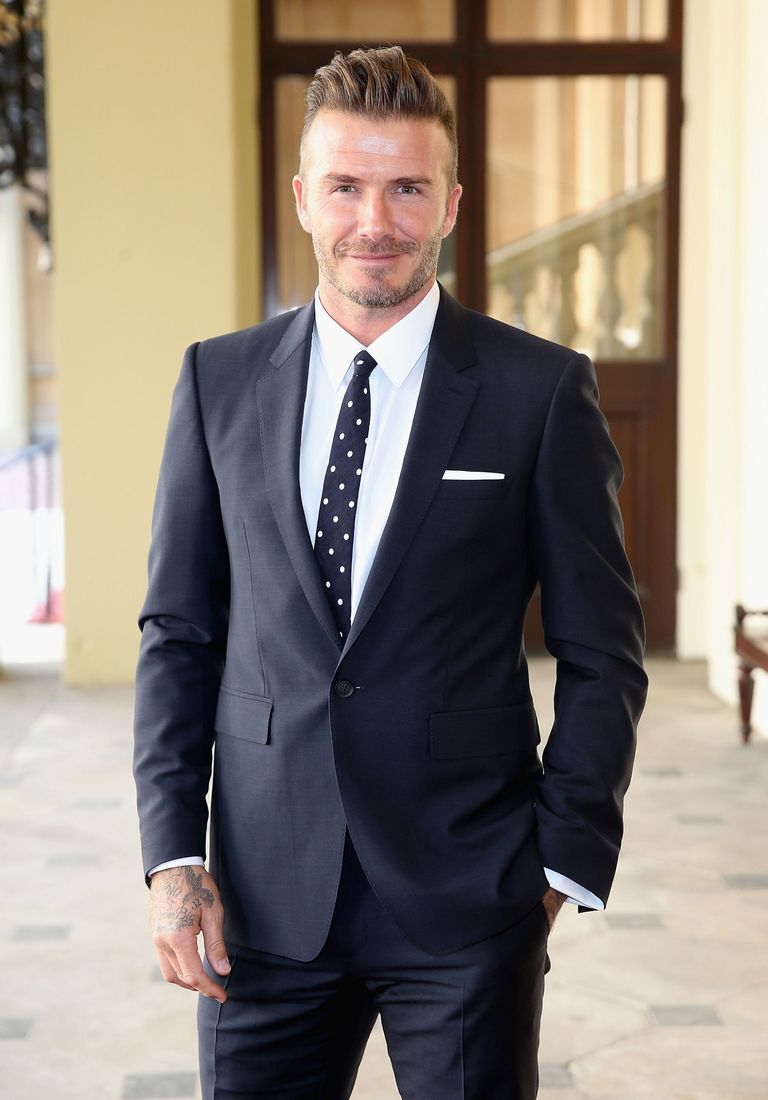 David Beckham is 'Definitely' Not the Next James Bond