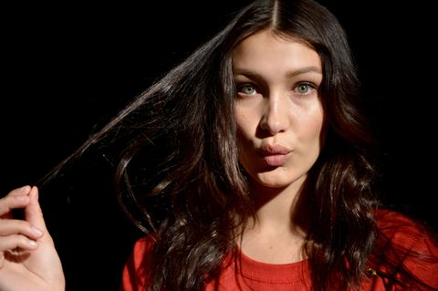 Bella Hadid Opens Up About Dating The Weeknd