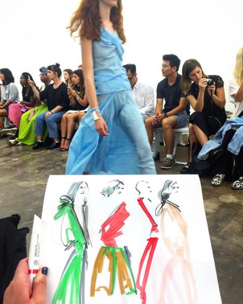 Hair, Arm, Shirt, Hand, Jeans, Style, Denim, Artist, Fashion, Youth,