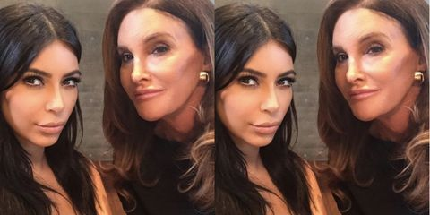 Kim Kardashian Opens Up About Caitlyn Jenner's Transition
