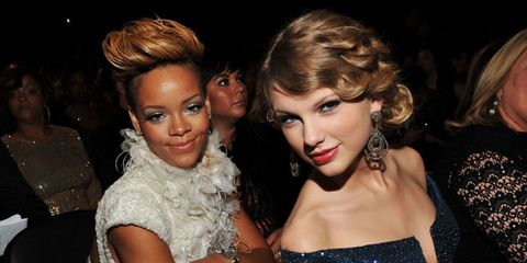 Rihanna On Why She Won't Join Taylor Swift's Girl Squad