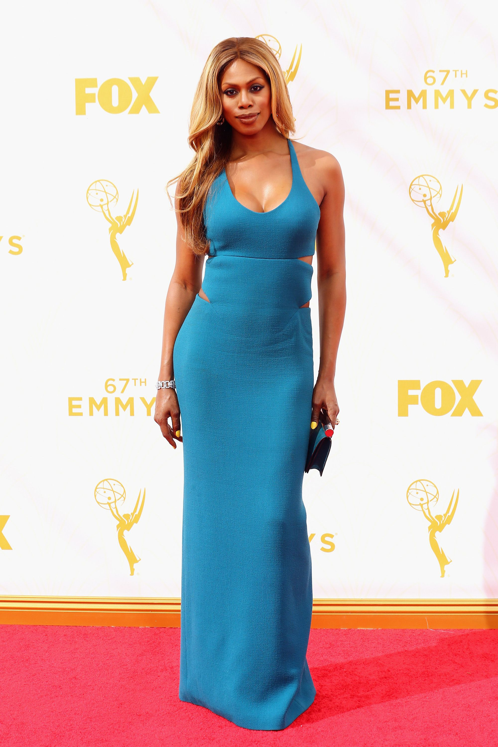 2015 Emmy Awards Red Carpet - Celebrity Looks from the 2015 Emmys