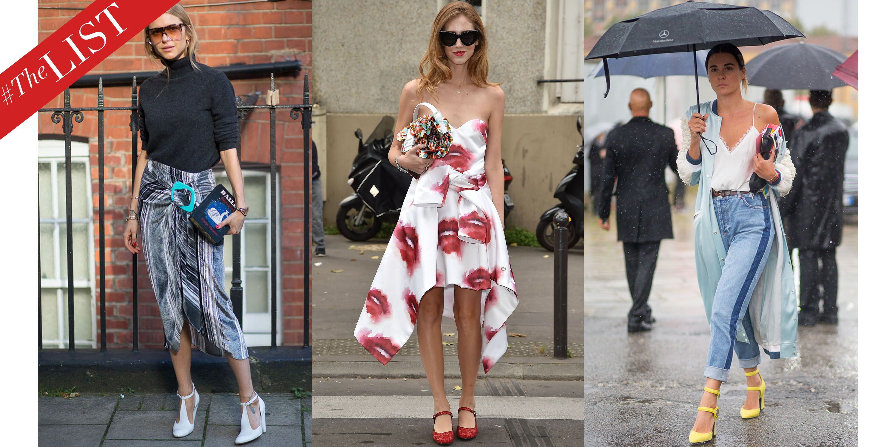 Mary Jane Shoe Moments in Fashion