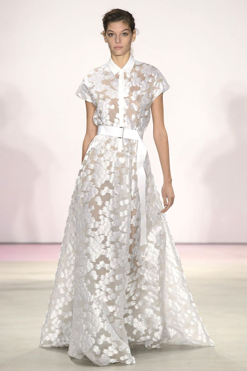 Wedding Givenchy Wedding Dress best bridal looks from the runway spring 2016 30 unique gowns