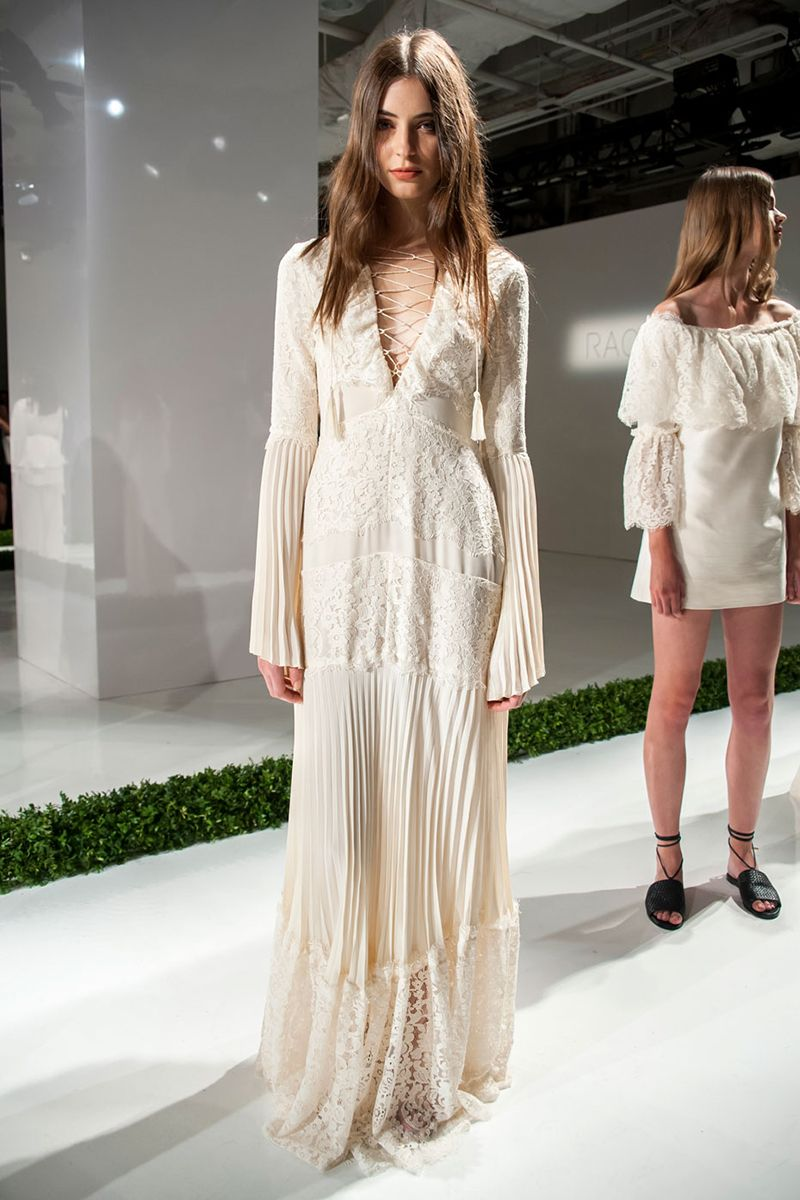 Best Bridal Looks From The Runway Spring 2016 30 Unique Gowns