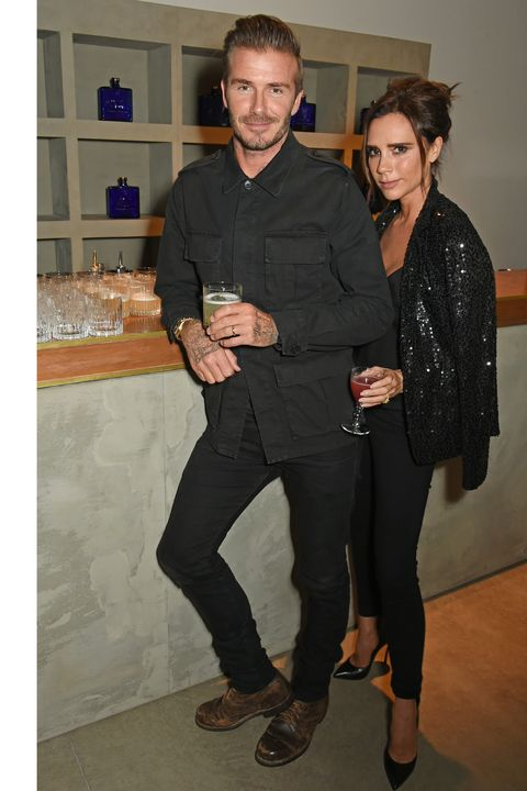 attends the Victoria Beckham Dover St anniversary event on September 22, 2015 in London, England.