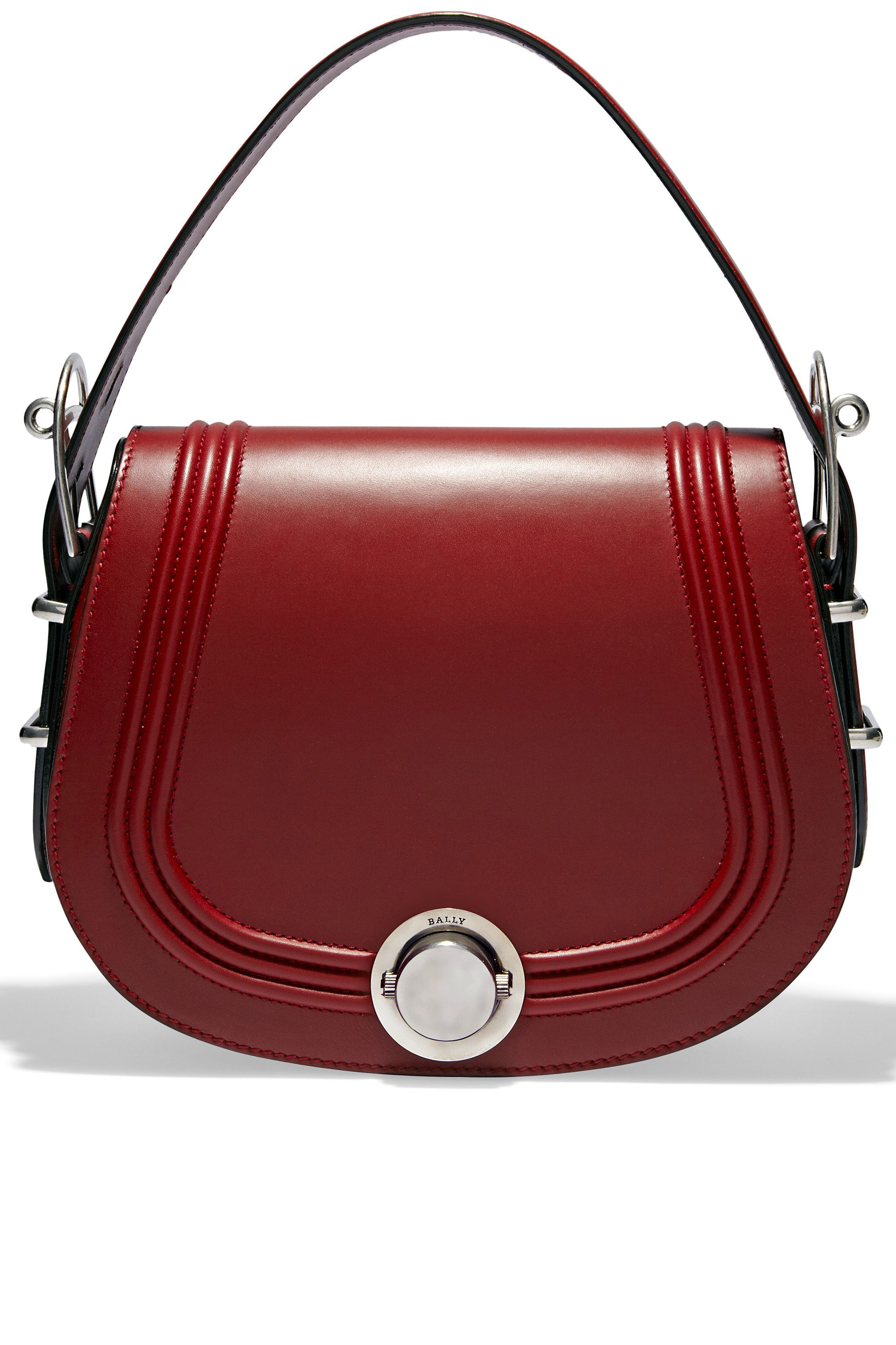 "<p><strong>Bally </strong>bag, $2,195, similar styles available at <a href=""https://shop.harpersbazaar.com/"" target=""_blank"">shopBAZAAR.com</a>.</p>"