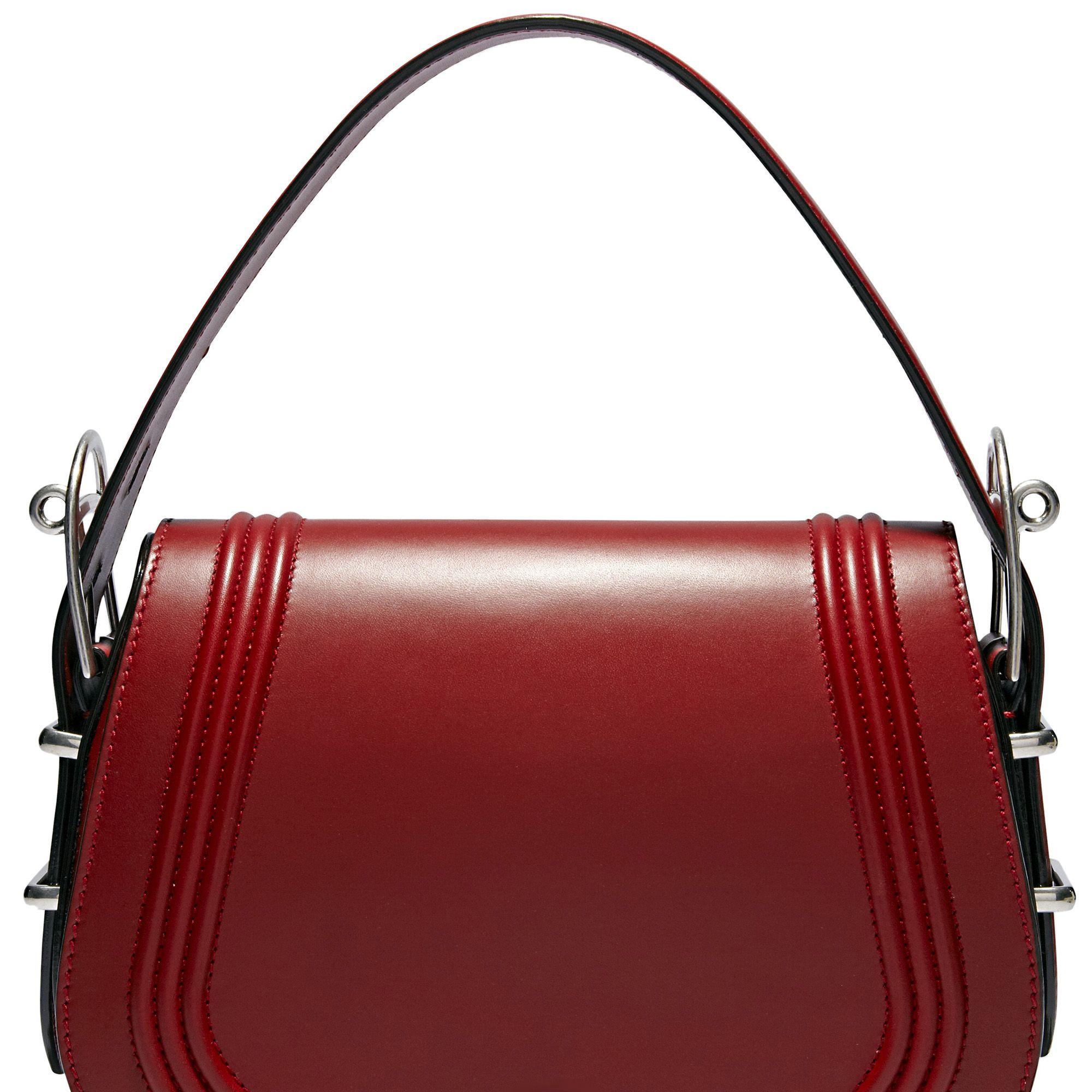 "<p><strong>Bally </strong>bag, $2,195, similar styles available at <a href=""https://shop.harpersbazaar.com/"" target=""_blank"">shopBAZAAR.com</a>.</p>"