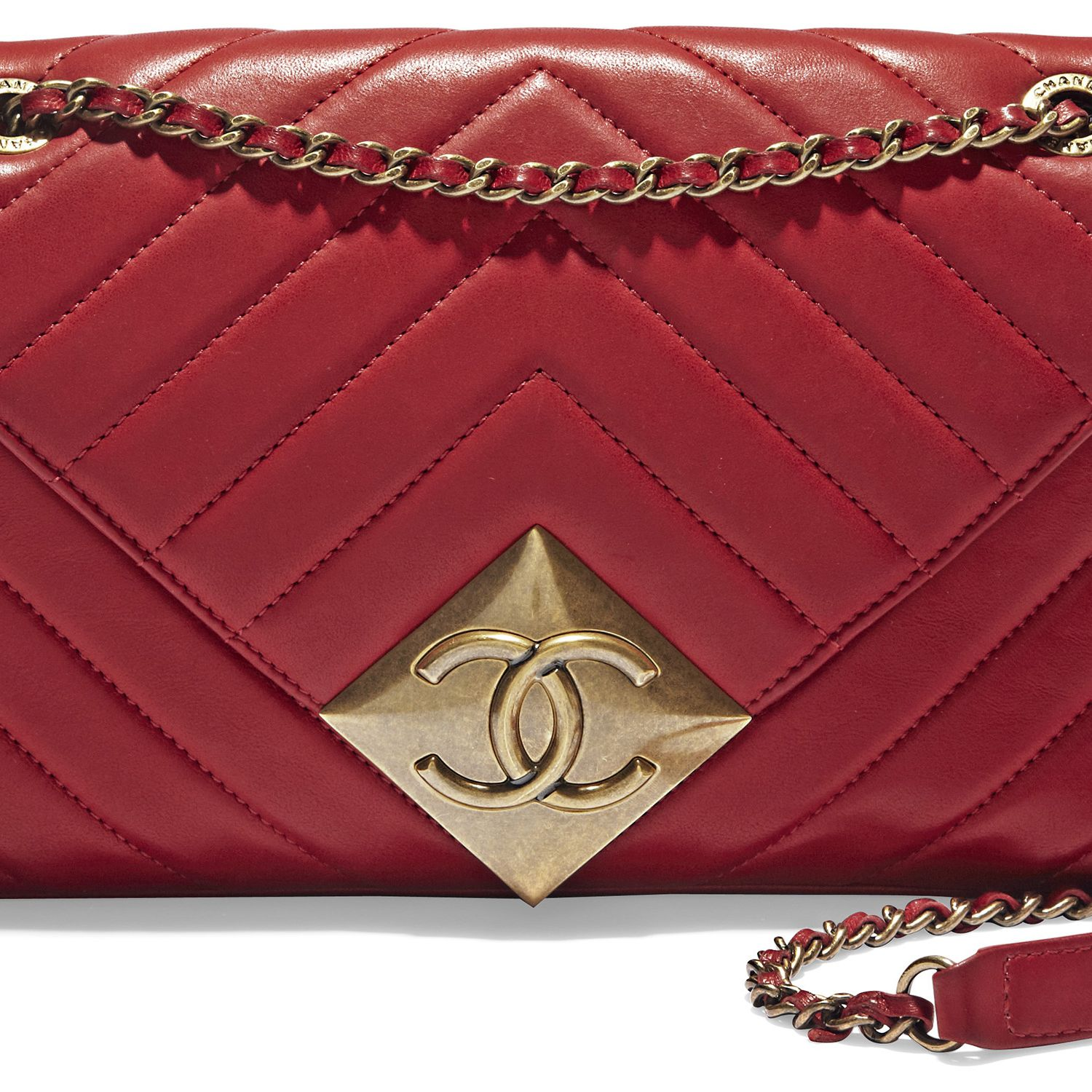 """<p><strong>Chanel</strong> bag, $3,800, <span class=""""redactor-invisible-space"""">Chanel 800-550-0005</span>.</p>"""