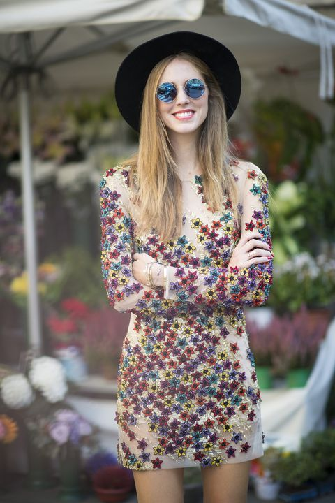 <p>Chiara Ferragni has risen to the top as a style star with major staying power.  Although Italian-born, the blogger-cum-designer is fashion's darling worldwide. </p>