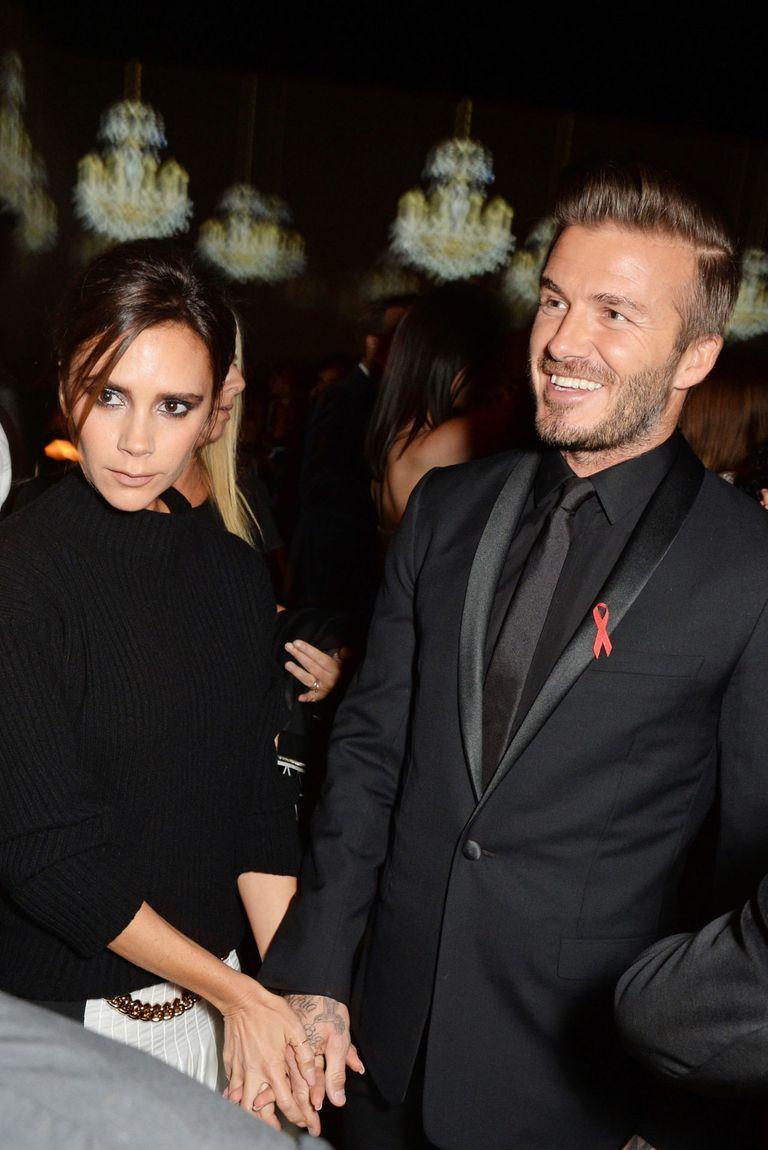 David Beckham Shares a Surprising Style Secret About Wife Victoria
