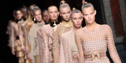 People, Fashion, Street fashion, Fashion model, Neck, Earrings, Embellishment, Fashion design, Model, Haute couture,