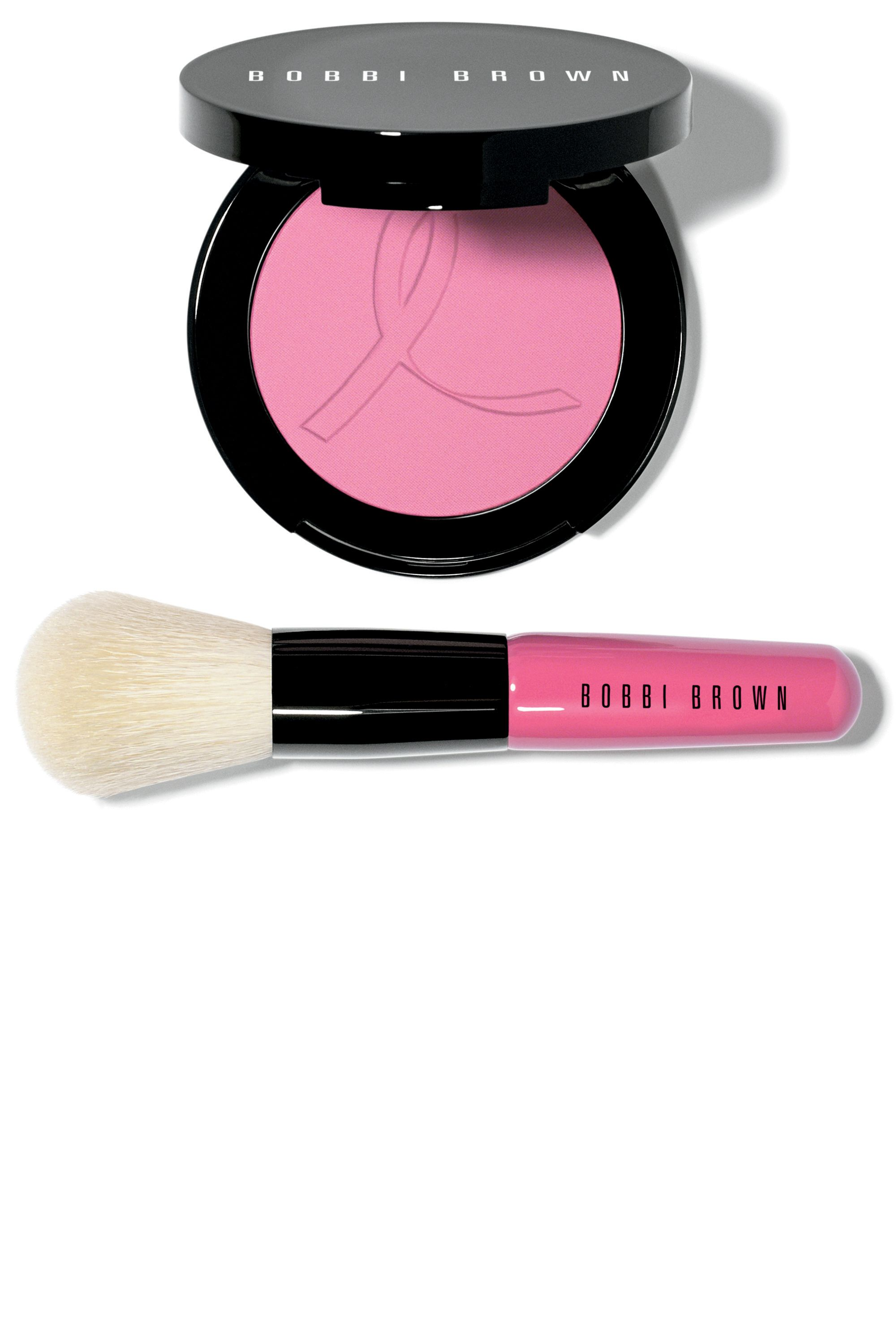 "<p>$12 of every sale of this cheery, cotton candy pink blush will go to the Breast Cancer Research Foundation (BCRF).</p><p><strong>Bobbi Brown </strong>Breast Cancer Awareness Peony Set, $50, <a href=""http://www.bobbibrowncosmetics.com/product/14460/37693/New/Peony-Set/FH15"" target=""_blank"">bobbibrowncosmetics.com</a>.</p>"