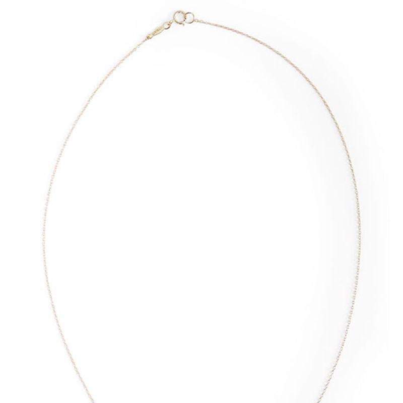 "<p><strong>Catbird </strong>necklace, $664, <a href=""https://catbirdnyc.com/shop/product.php?productid=20149"" target=""_blank"">catbirdnyc.com</a>. </p>"
