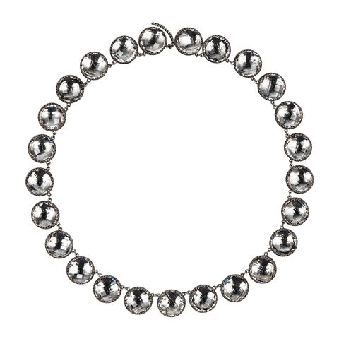 <p><strong>Karkspur & Hawk </strong>necklace, $5,400, Neiman Marcus 888-888-4757.</p>
