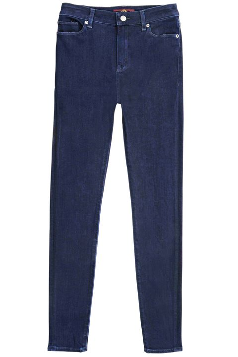 "<p><strong>The Jordache Look </strong>jeans, $129, <a href=""https://shop.harpersbazaar.com/"" target=""_blank"">shopBAZAAR.com</a>.</p>"